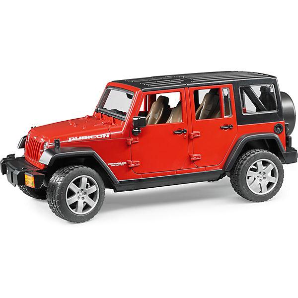 bruder 2525 jeep wrangler unlimited rubicon bruder mytoys. Black Bedroom Furniture Sets. Home Design Ideas