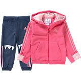 adidas Performance Baby Jogginganzug für Mädchen