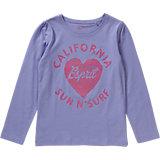 Langarmshirt Essenstial für Mädchen Organic Cotton
