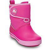 Сапоги Crocband Gust Boot  для девочки Crocs