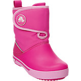 Сапоги Kids Crocband II.5 Gust Boot для девочки Crocs