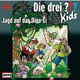 CD Die drei ??? Kids 46 - Jagd auf das Dino-Ei