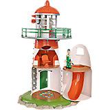 Feuerwehrmann Sam - Leuchtturm mit Figur