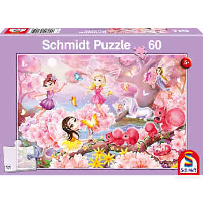 Puzzle Feentanz, 60 Teile