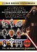 Star Wars Das Erwachen der Macht - Das große Stickerbuch: Die neuen Helden und Raumschiffe