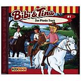 CD Bibi & Tina 81 - Der Pferde-Treck