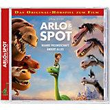 CD Disney Arlo & Spot