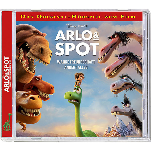 CD Disney Arlo & Spot