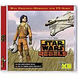 CD Star Wars Rebels - Folge 5 (Ein unfairer Deal / Die Stimme der Freiheit)