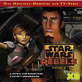 CD Star Wars Rebels - Folge 6 (Aufruf zum Widerstand / Die Rettungsmission)