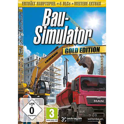 PC Bau-Simulator: Gold-Edition