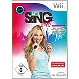 Wii Let's Sing 2016 (Wii U kompatibel)