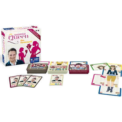 Shopping Queen Spiele