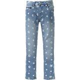 Jeans Regular fit, skinny leg für Mädchen