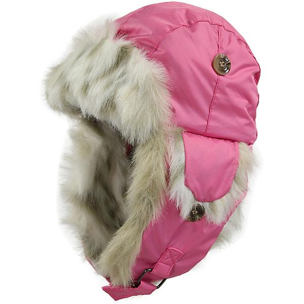 Шапка-ушанка Huppa Weemi для девочки