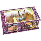Schmuckbox Horses Dreams, sortiert