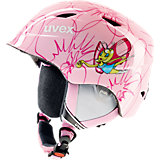 Skihelm airwing 2 pink fairy