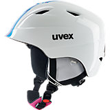 Skihelm airwing 2 race white-pink