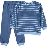 LIVING CRAFTS Kinder Schlafanzug Organic Cotton