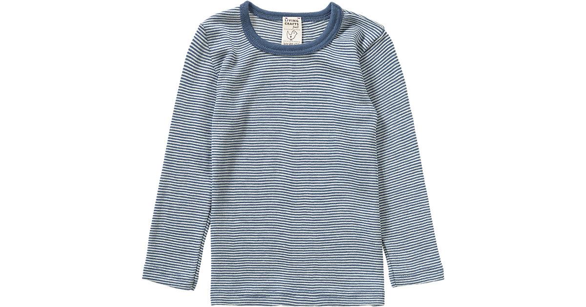 Kinder Unterhemd Wolle/Seide Gr. 152