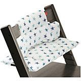 Tripp Trapp® Sitzkissen, Aqua Star