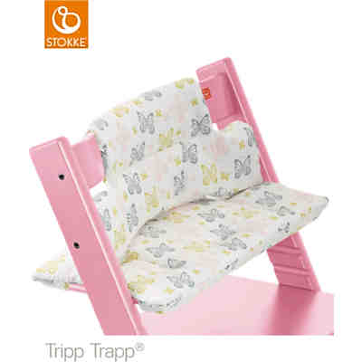 tripp trapp sitzkissen sweet butterflies stokke mytoys. Black Bedroom Furniture Sets. Home Design Ideas