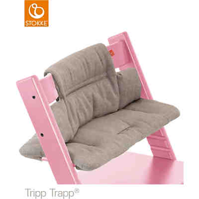 tripp trapp baby set walnut brown stokke mytoys. Black Bedroom Furniture Sets. Home Design Ideas