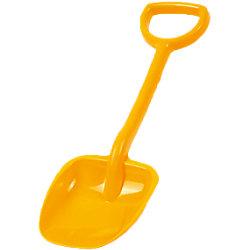 Детская лопата, желтая, 48 см.
