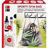 Fashion-Spray Textilgestaltungsset Sporttasche
