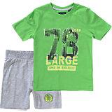 Set T-Shirt + Bermudas für Jungen