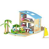 """Игровой набор """"Пляжный домик"""", Zenit"""
