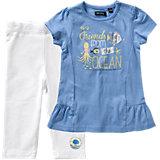 Baby Set T-Shirt + Caprileggings für Mädchen