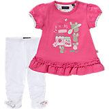Baby Set T-Shirt + Leggings für Mädchen