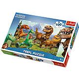 """Пазл """"Хороший Динозавр"""", 100 деталей, Trefl"""