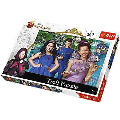 Puzzle 260 Teile - Disney Descendants