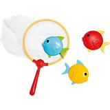 Unterwasser Angel-Set mit 3 Fischen