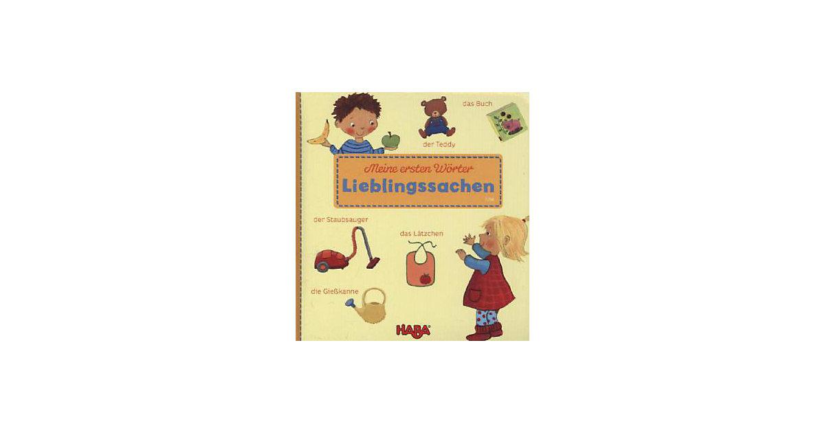 Buch - Meine ersten Wörter: Lieblingssachen