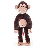 """Мягкая игрушка """"Обезьянка Чарли"""", 55 см., AURORA"""