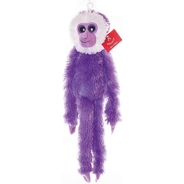 """Мягкая игрушка """"Гиббон лиловый"""", 50 см., AURORA"""