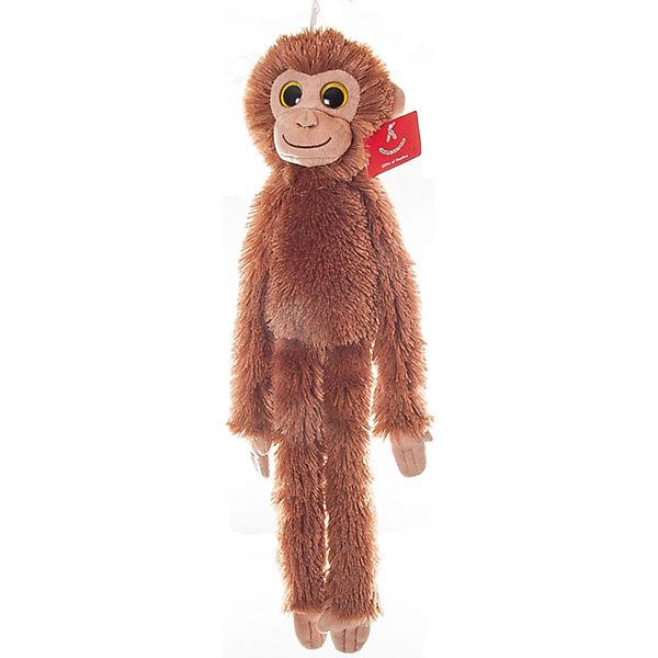 """Мягкая игрушка """"Шимпанзе коричневый"""", 50 см., AURORA"""