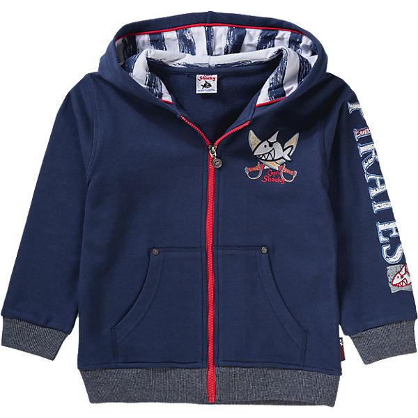 CAPT`N SHARKY BY SALT & PEPPER Sweatjacke für Jungen