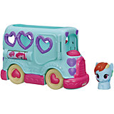 Автобус Пинки Пай, My little Pony, PLAYSKOOL