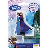 Kuchenkerze Frozen Elsa & Anna