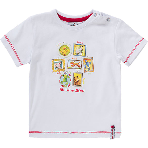 DIE LIEBEN SIEBEN BY SALT & PEPPER Baby T-Shirt