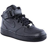 Кроссовки для мальчика AIR FORCE 1 MID (GS) NIKE