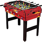 Kicker Multigame-Tisch 4 in 1, rot