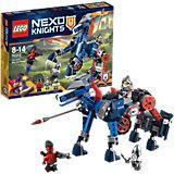 LEGO NEXO KNIGHTS 70312: Ланс и его механический конь