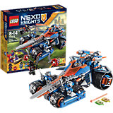 LEGO 70315 Nexo Knights Clays Klingen-Cruiser