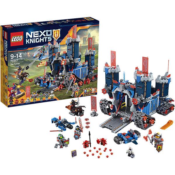 LEGO NEXO KNIGHTS 70317: Фортрекс - мобильная крепость