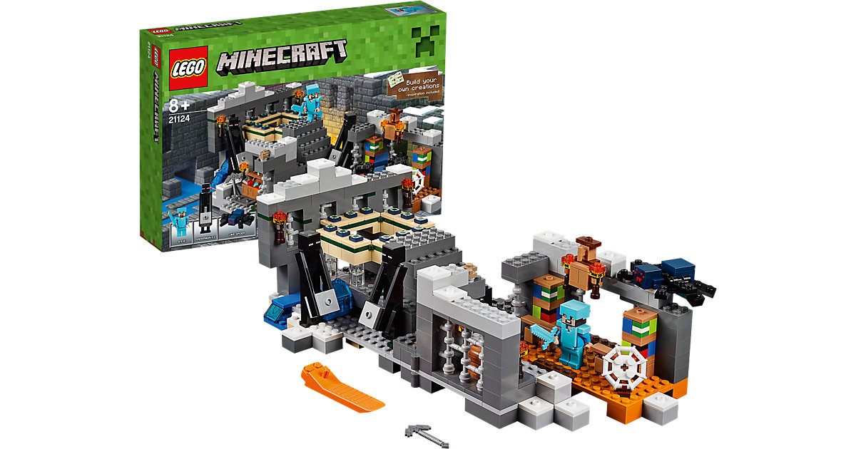 LEGO 21124 Minecraft: Das End-Portal